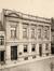 Rue Verwée 12, École moyenne de filles, bâtiment d'entrée© (Vers l'Art, 5, 1906, pl. 25)