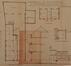 Vondelstraat 42-44, gewijzigde plannen en doorsnedes© GAS/DS 285-42-44 (1927)