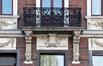 Destouvellesstraat 16, balkon op eerste verdieping, 2016