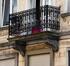 Rue Gaucheret 204, balcon, 2016