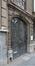 Rue des Palais 32, porte, 2014