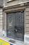 Rue des Palais 38, porte, 2014