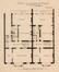 Rue des Palais 34 et 36, plan du bel-étage, (Album de la Maison Moderne, 3e année, pl. 112)