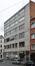 Rue des Palais 65-67, façade vers la rue des Palais, 2014