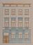 Rue des Palais 186, élévation avant transformation © ACS/Urb. 204-186 (1928)
