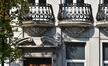 Rue du Progrès 293, balcons de gauche, 2016