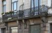Avenue de la Reine 263 et 261, balcon continu, 2014