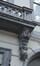 Avenue de la Reine 357, détail du balcon, 2014