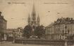 Avenue de la Reine, ancienne clôture du chemin de fer© AVB/CP
