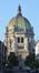 Place de la Reine, église Sainte-Marie vue depuis la rue Royale Sainte-Marie, 2014
