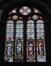 Place de la Reine, Église Sainte-Marie, vitrail de fenêtre-haute du chœur, 2014