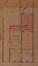 Rue Royale 326, plan du rez-de-chaussée agrandi par la véranda© ACS/Urb. 236-326 (1903)