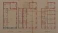 Rue Royale 344, plan des trois premiers niveaux© ACS/Urb. 236-344 (1909)
