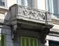 Rue Vandeweyer 70, balcon, 2014