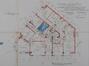 Rue de la Consolation 46 - avenue Paul Deschanel 217, plan originel du premier étage© ACS/Urb. 208-217 (1936)