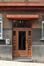 Rue de la Consolation 73-75-77, porte, 2012