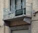 Rue de la Consolation 100, balcon, 2012