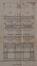 Rue Josaphat 247-253, élévation de l'immeuble originel© ACS/Urb. 154-247-253 (1906)