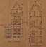 Rue Kessels 51, Bains communaux, bâtiment d'entrée, élévation à rue et coupe, ACS/TP Bains communaux (1902)