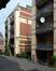 Rue L'Olivier 16-20 et 40-44, façades arrière, 2014