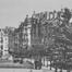 Avenue Louis Bertrand 63-65 et 53-61, détail d'une carte postale ancienne, (Maison des Arts de Schaerbeek/fonds local)