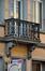 Avenue Rogier 7, balcon, 2011