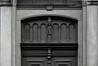 Avenue Rogier 22, imposte de la porte, 2011