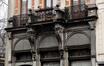 Avenue Rogier 22, balcon et balconnets, 2011