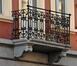 Avenue Rogier 73, balcon, 2011