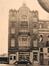 Avenue Rogier 157, la façade en 1959, avant transformation du rez-de-chaussée, ACS/Urb. 233-157 (1959)