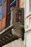 Avenue Rogier 250, détail du balcon, 2011