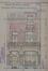 Avenue Rogier 250, élévation, ACS/Urb. 233-250 (1921)