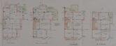 Avenue Rogier 328-330, plans terriers© ACS/Urb. 233-330 (1932)