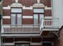 Rue de la Ruche 3, balcon, 2014