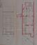 Rue de la Ruche 11, élévation et plan du rez-de-chaussée, ACS/Urb. 239-11 (1898)