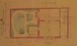 Rue Seutin 8, plan du rez-de-chaussée© ACS/Urb. 243-8 (1885)