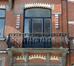 Rue Van Hoorde 33-35, porte-fenêtre, 2014