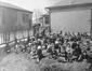 Rue Capronnier 1, École communale no 14, plaine de sable© Archives de l'École communale no 14