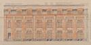 Rue d'Anethan 33, agrandissement de 1924, élévation© ACS/Urb. 63-33-35 (1921)