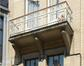Avenue Eugène Demolder 46, balcon, 2013