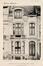 Avenue Eugène Demolder 87© (Album de la Maison Moderne, 4e année, pl. 9)