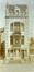Avenue Eugène Demolder 152© (COMMUNE DE SCHAERBEEK, Concours de façades, manuscrit conservé au fonds local de la Maison des Arts de Schaerbeek)