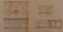 Place Eugène Verboeckhoven 1 - rue Van Oost 65, transformations, ACS/Urb. 90-1-2 (1914)