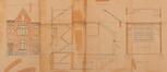 Rue Fraikin 14, élévation et coupes, ACS/Urb. 99-14 (1897)