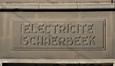 Rue François-Joseph Navez 110, inscription au rez-de-chaussée, 2014