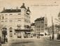 Vue de la place Eugène Verboeckhoven avec, à gauche, le no 1-3 avenue Princesse Élisabeth© (Collection Dexia Banque-ARB-RBC)