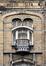 Avenue Princesse Élisabeth 58, l'une des fenêtres du dernier niveau, 2013