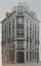 Avenue Princesse Élisabeth 58© (COMMUNE DE SCHAERBEEK, Concours de façades, manuscrit conservé au fonds local de la Maison des Arts de Schaerbeek)