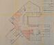 Rue Van Oost 52-54, plans du rez-de-chaussée du complexe en 1964© ACS/Urb. 268-46-54 (1964)