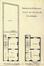 Avenue des Azalées 32, plans terriers© (Album de la Maison Moderne, 6e année, pl. 9b)